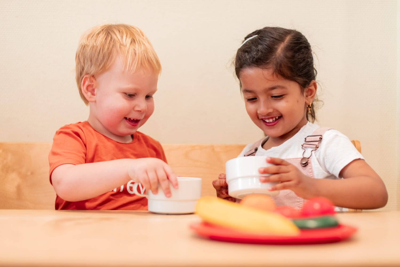 Een dag op het kinderdagverblijf bij kinderopvang DAK kindercentra