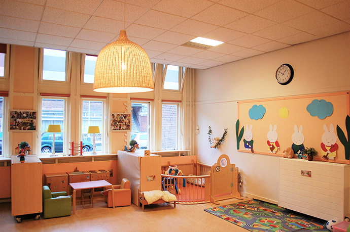 Milan Dak Kootwijkstraat Kinderdagverblijf